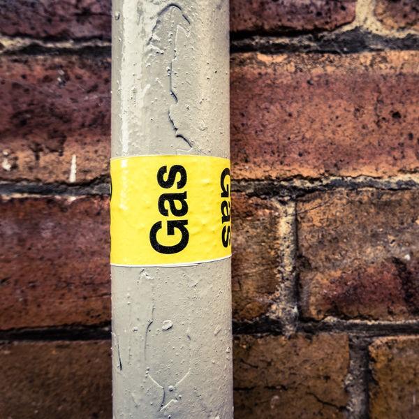 gas line leak